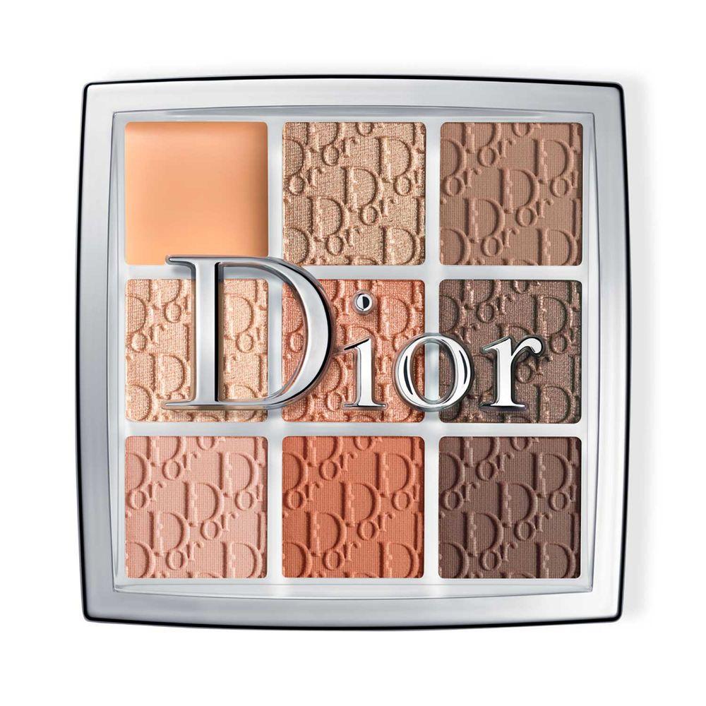 Dior Backstage Eye Palette 001 Warm Neutrals