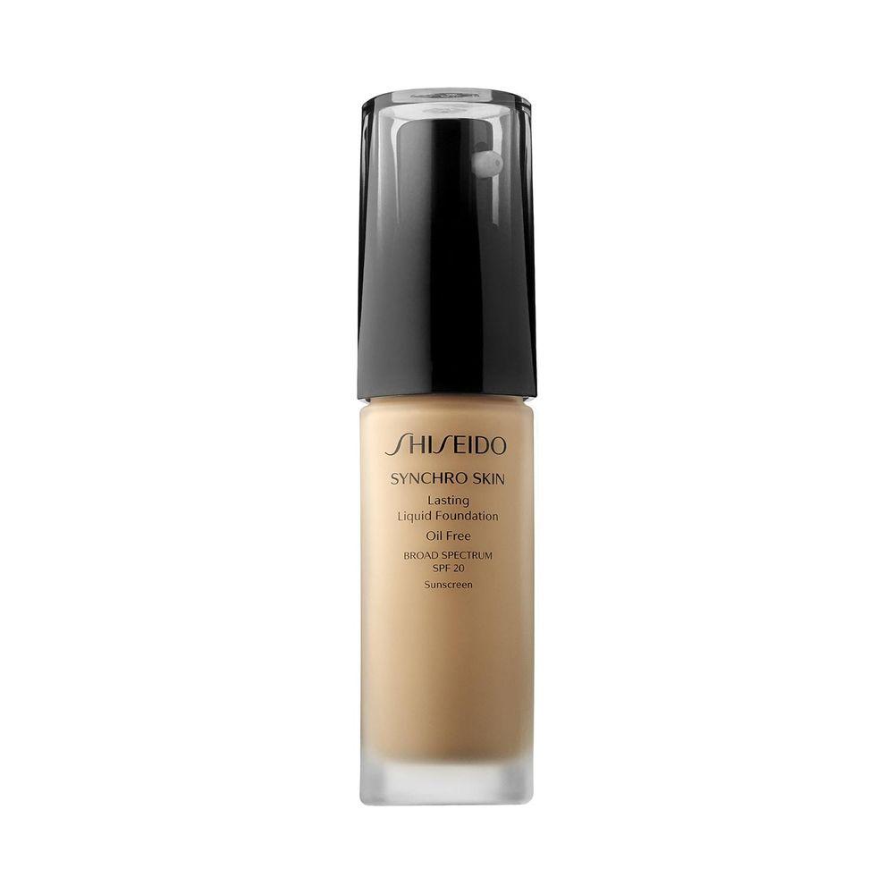 Synchro Skin Luminizing Fluid Foundation G5 Golden