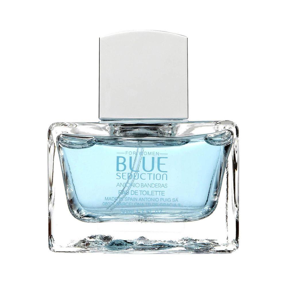 Blue Seduction For Woman EDT 50 ml