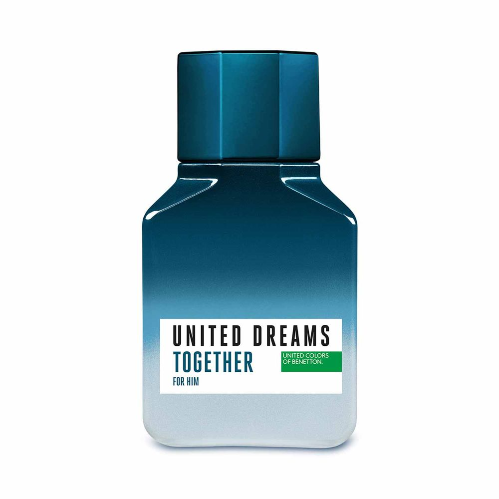 United Dreams Together For Him EDT 100 ml