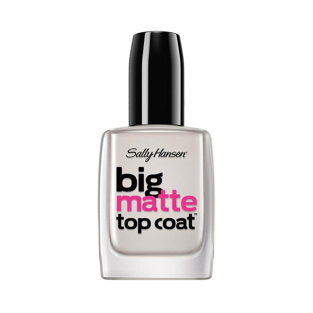 Big Matte Top Coat Transparente