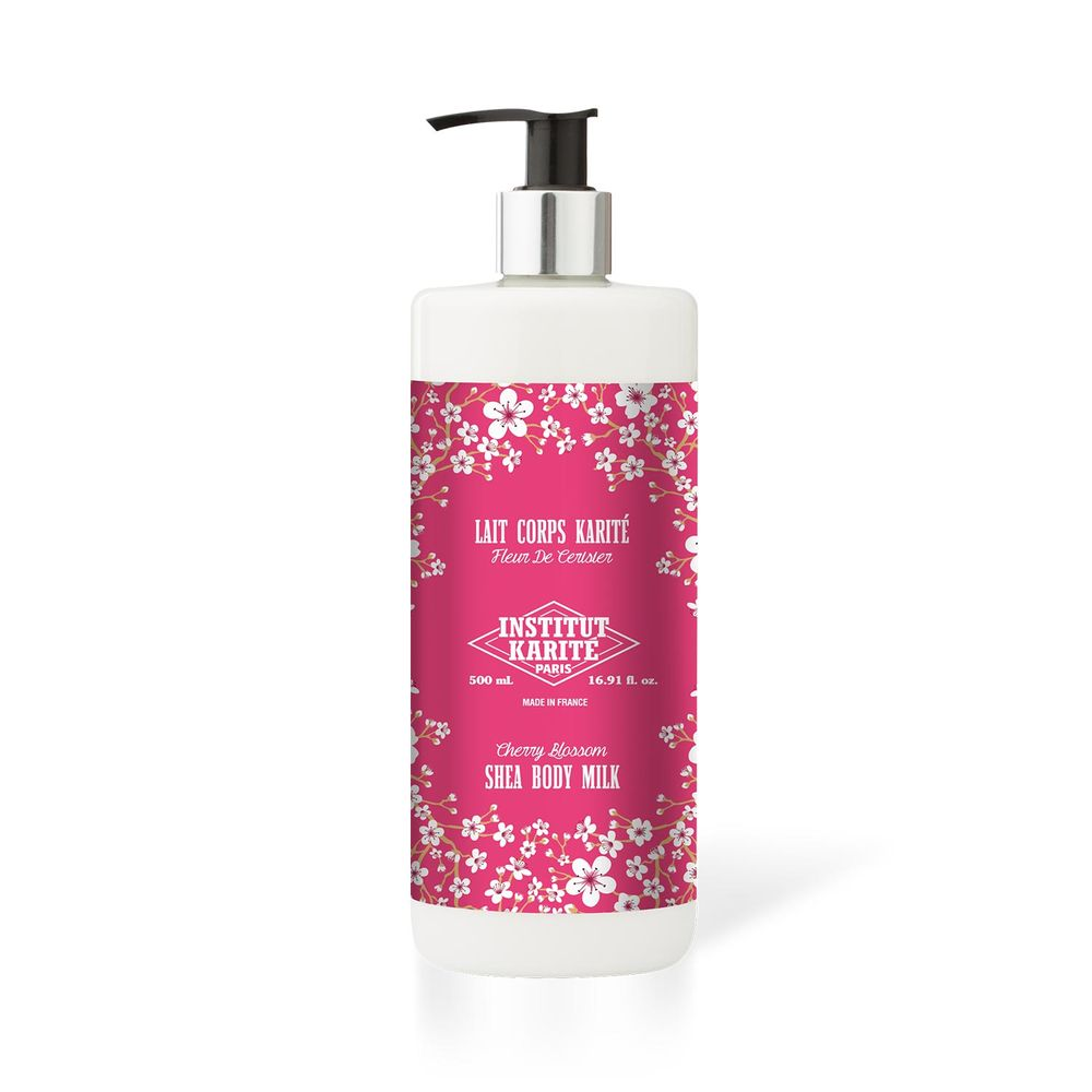 Cherry Blossom Shea Body Milk 500 ml