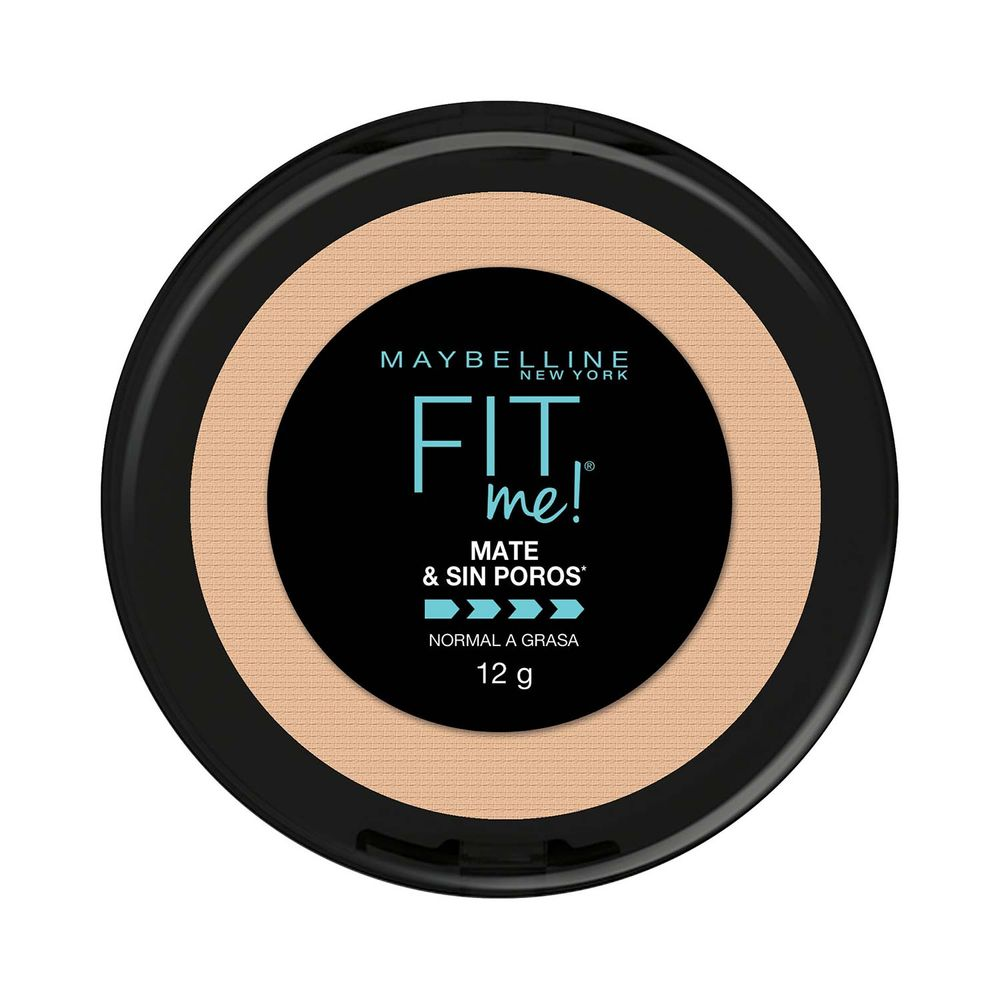 Fit Me Polvo Compacto 220 Natural Beige
