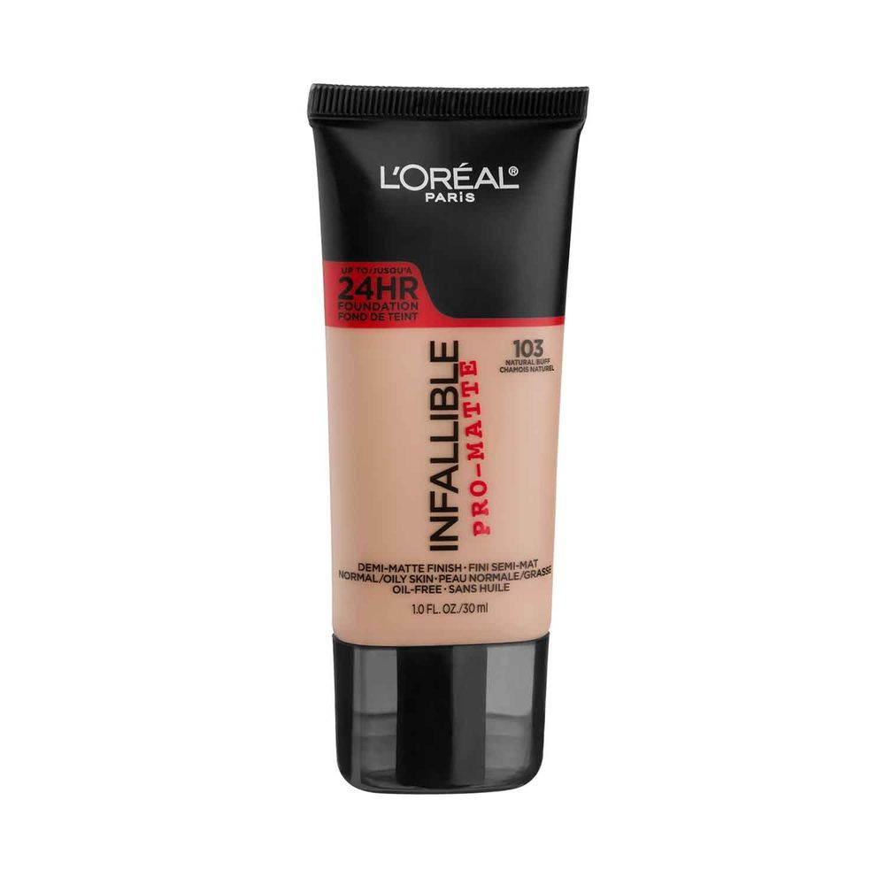 Infallible Matte Foundation 103 Natural