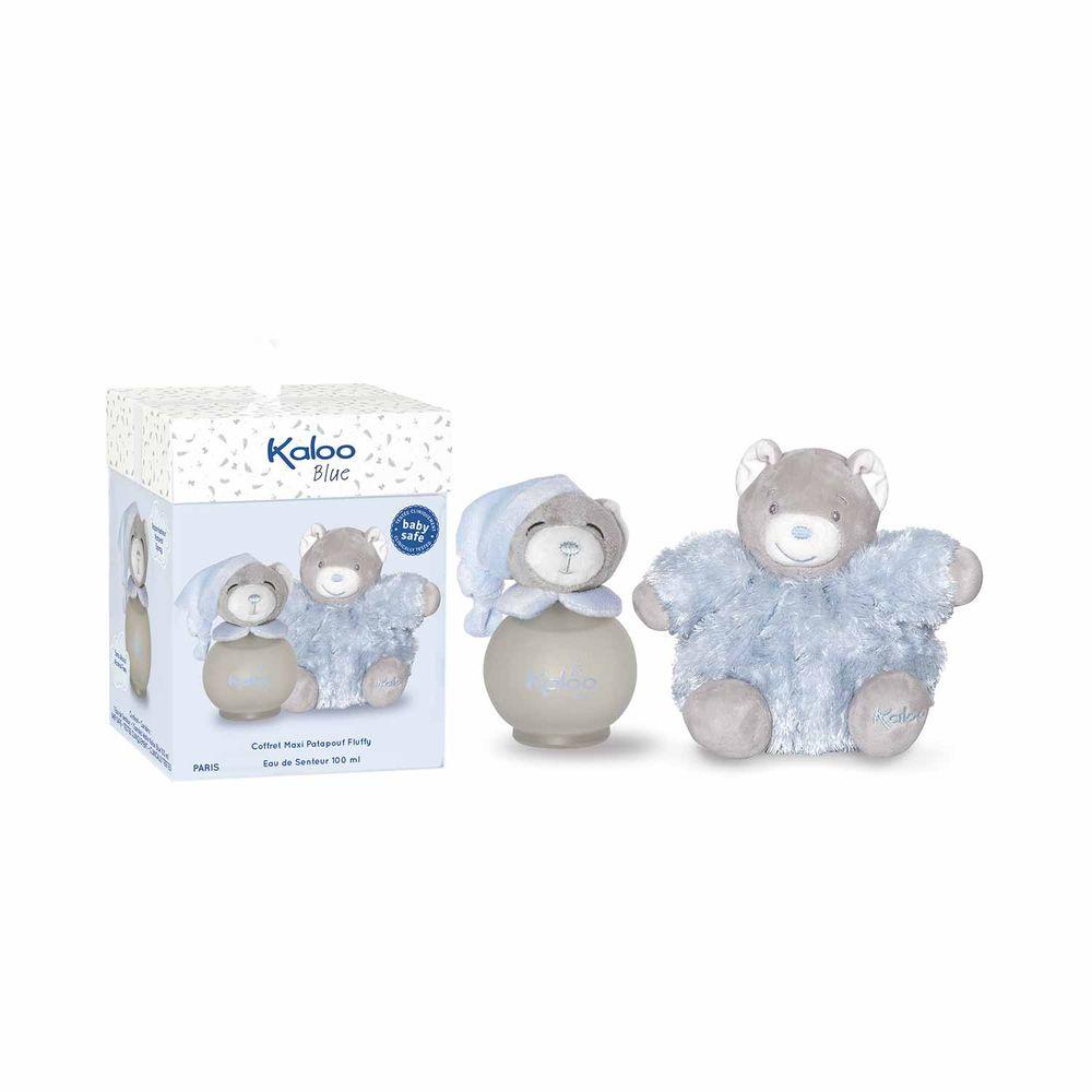 Kaloo Blue EDS 100 ml + Set Maxi Fluffy