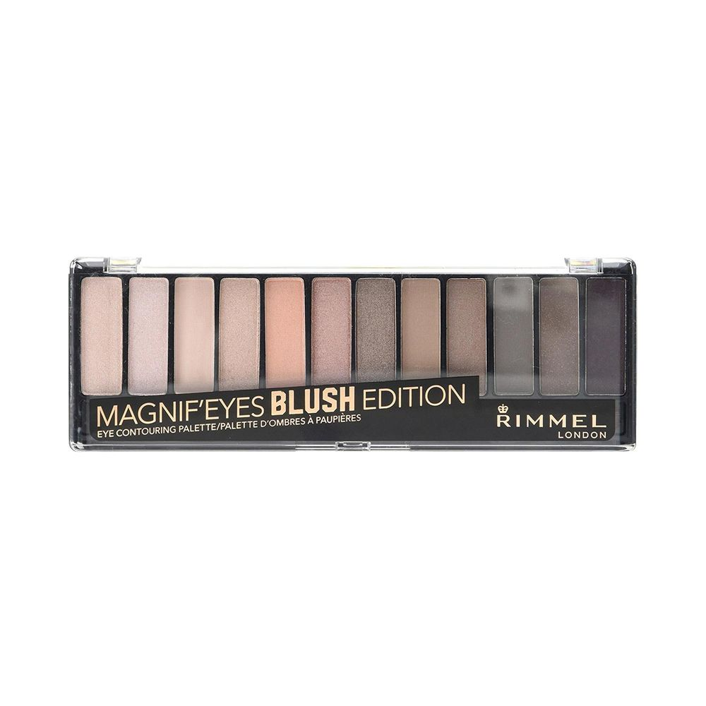 Magnif Eyes Palette 002 Blush Edition