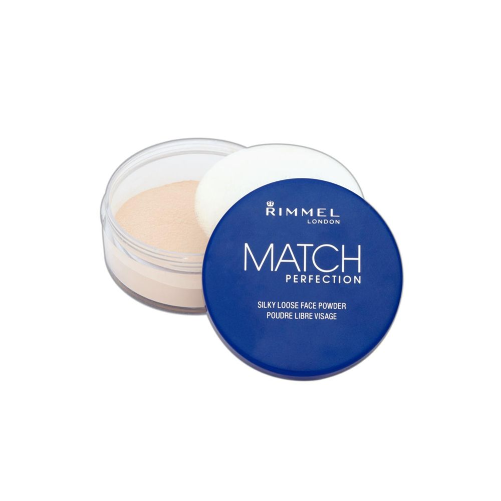 Match Perfection Silky Loose Powder 001 Transparent