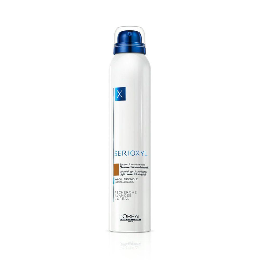 Serioxyl Spray Castaño 200 ml