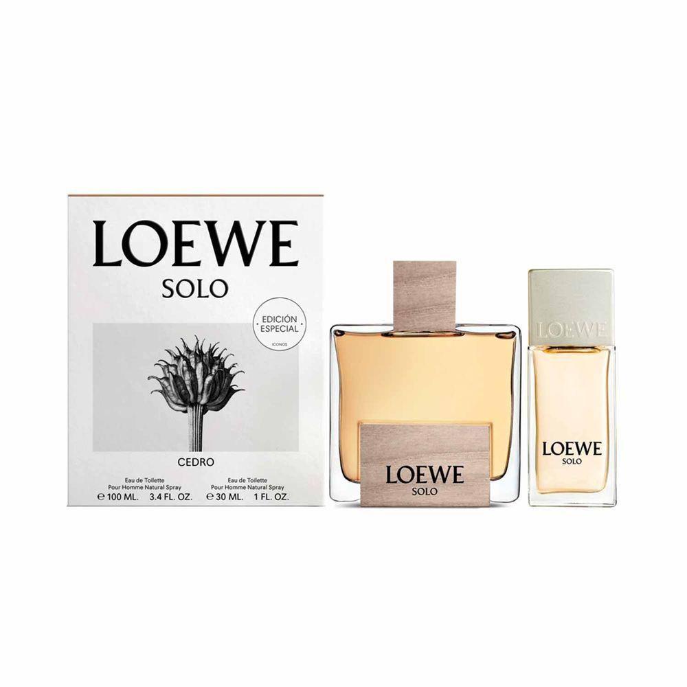 Solo Loewe Cedro EDT 100 ml + EDT 30ml Ed. Especial