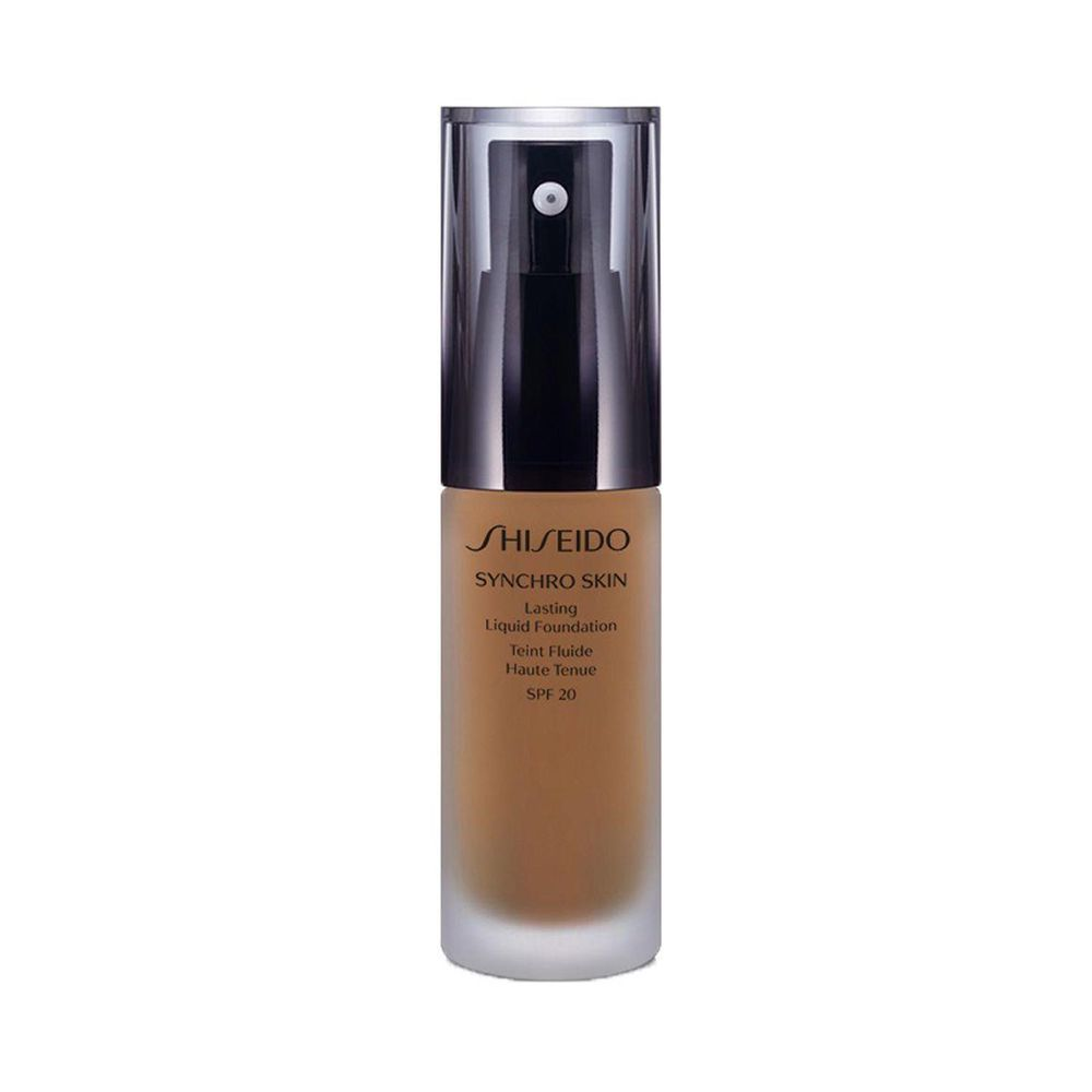 Synchro Skin Lasting Liquid Foundation G5 Golden