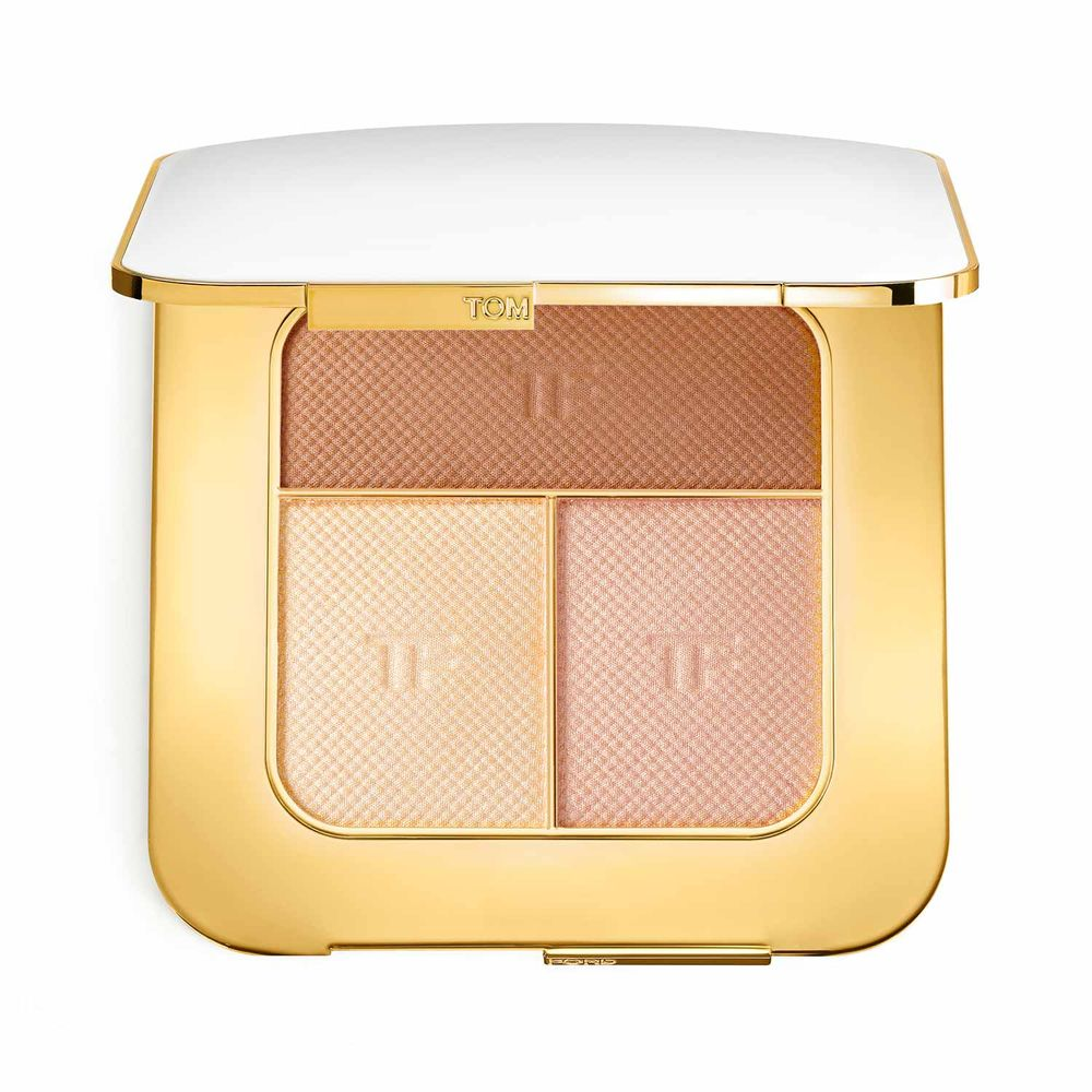 Soleil Contouring Compact 19 g 03 Bask