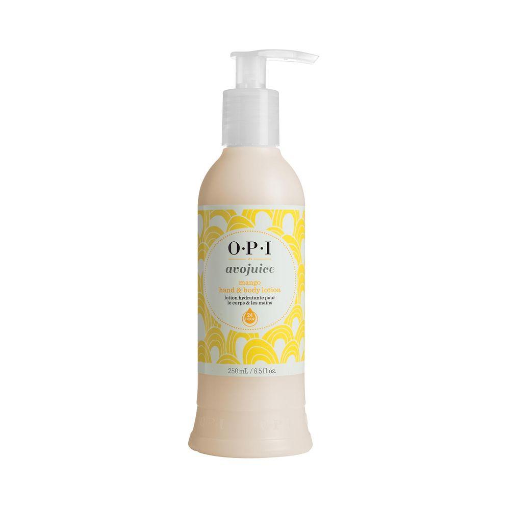 Opi Avojuice Hands & Body Lotion 250 ml Mango