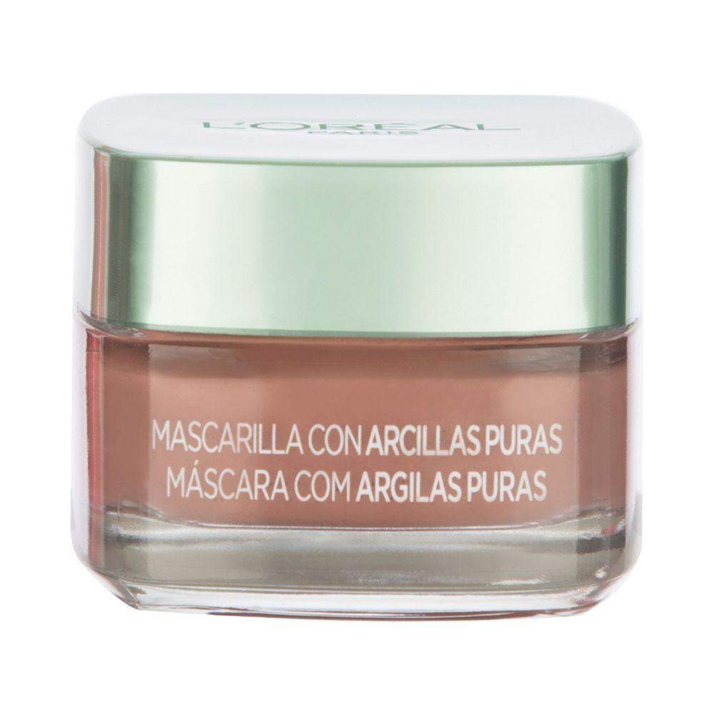 Mascarilla con Arcillas Puras Algas Rojas Exfolian 50 ml