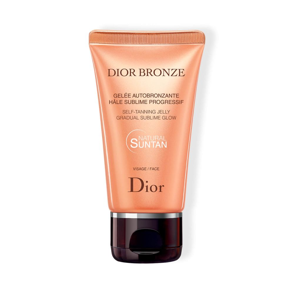 Dior Bronze Self Tanning Jelly Face 50 ml