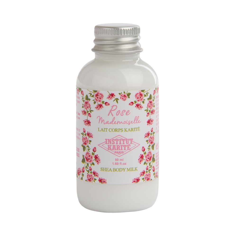 Rose Mademoiselle Shea Body Milk 50 ml