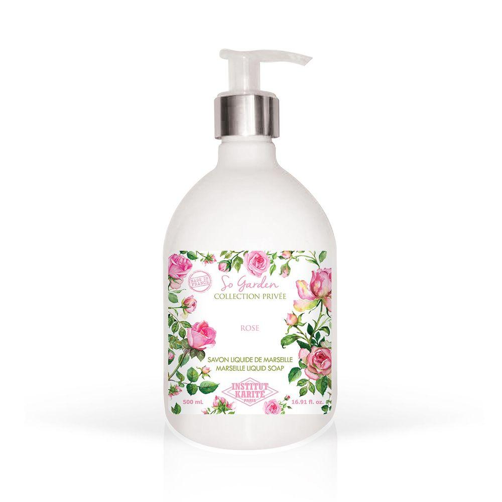 Rose Liquid Soap 500 ml