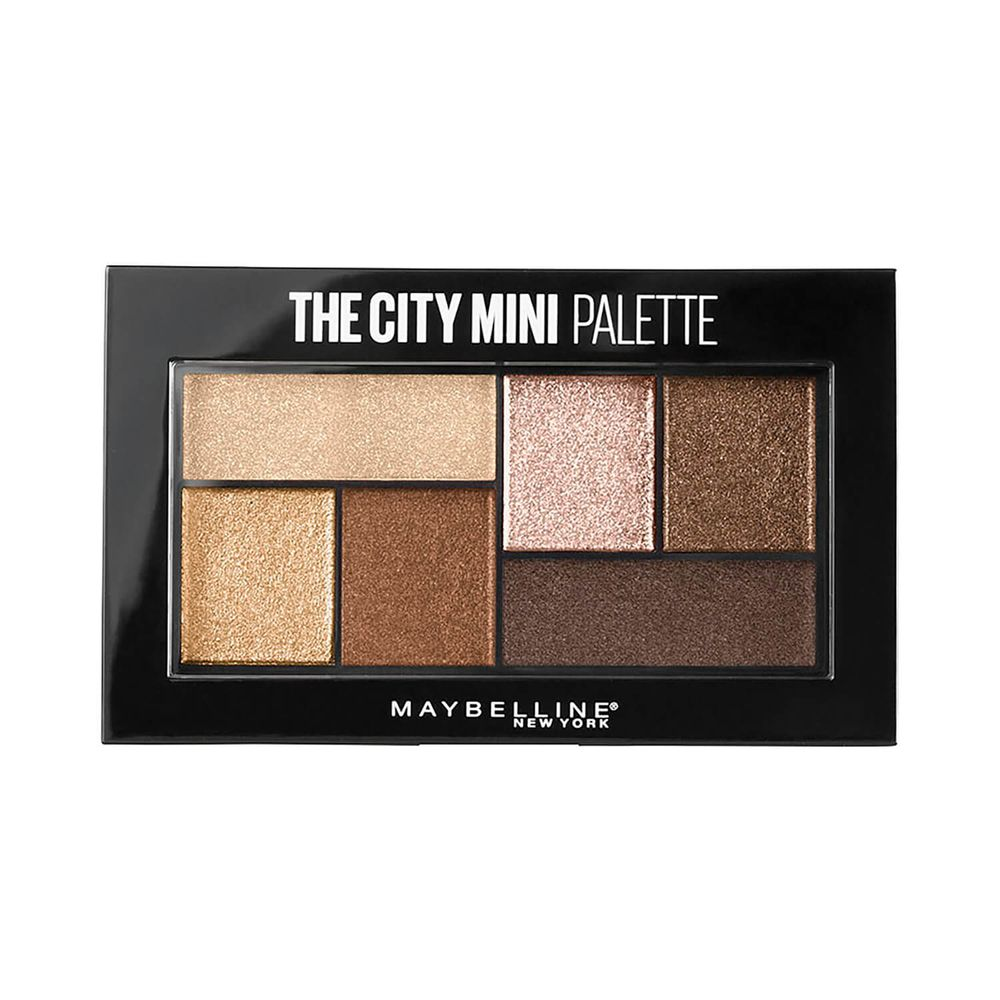 The City Mini Palettes Rooftop Bronzes