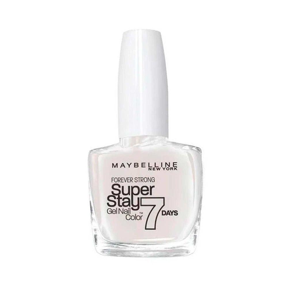 Superstay 7D Gel Nail Color 101 White Chic
