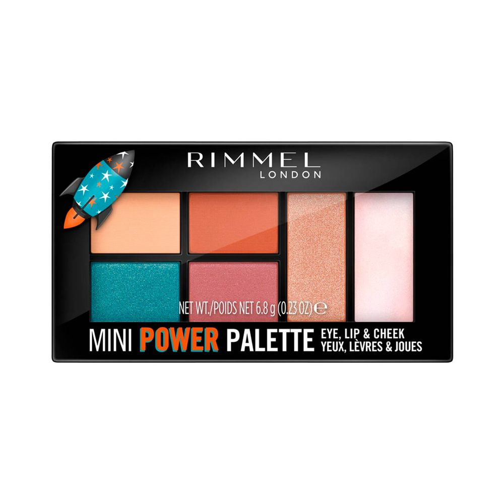 Mini Power Palette Ed. Limitada Mini Power Palette 004 Pioneer Ed. Limitada