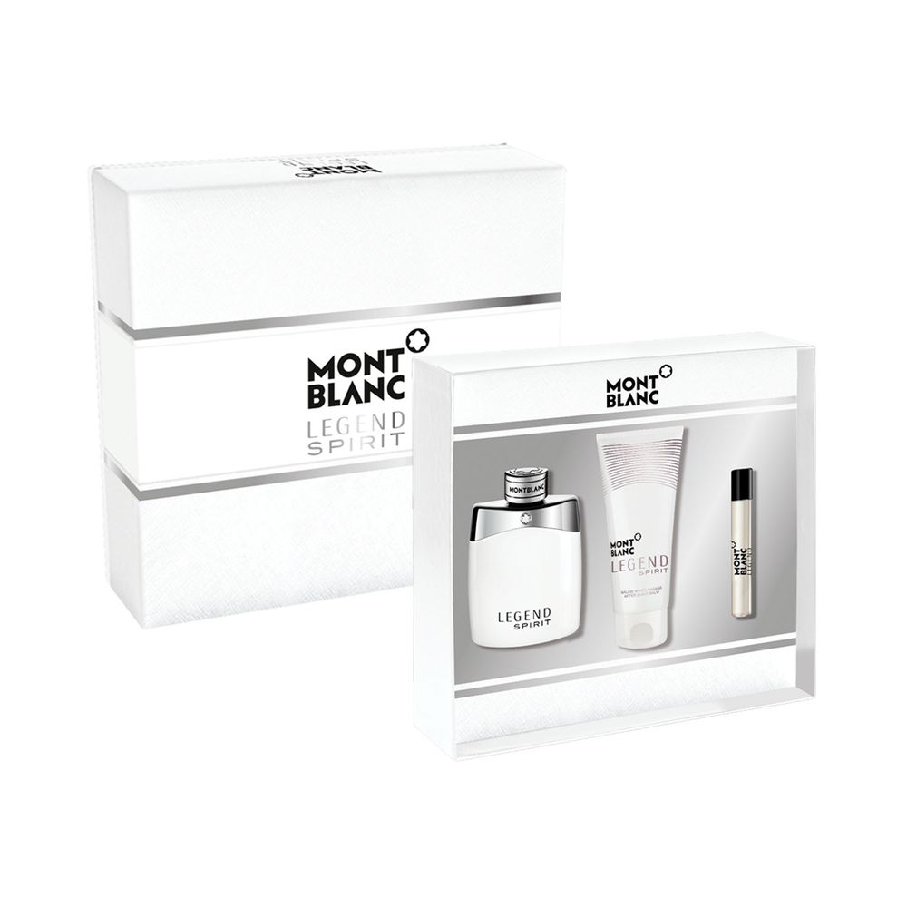 Legend Spirit EDT 100 ml + EDT 7.5ml y After Shave