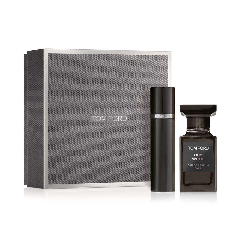 Oud Wood EDP 50 ml + Travel Spray 10ml