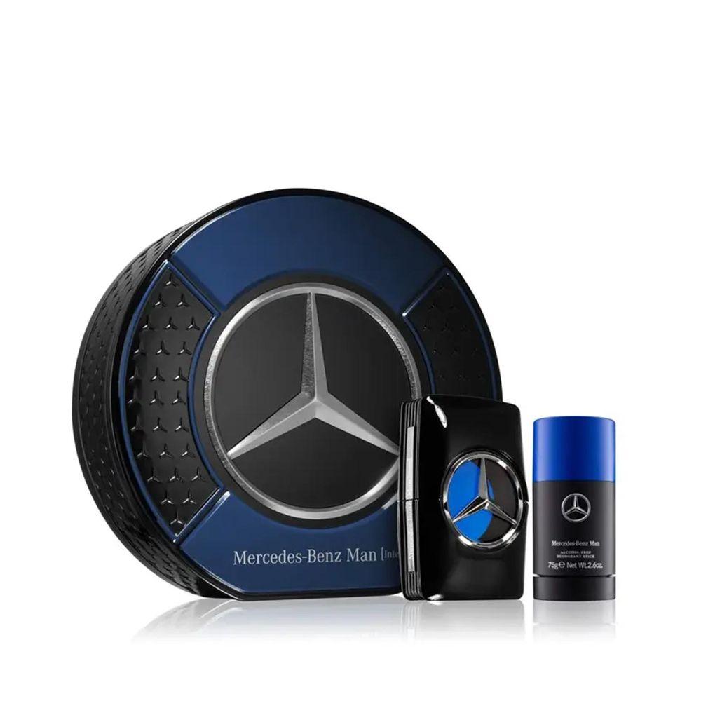 Mercedes Benz Man Intense EDT 100 ml + Deo Stick