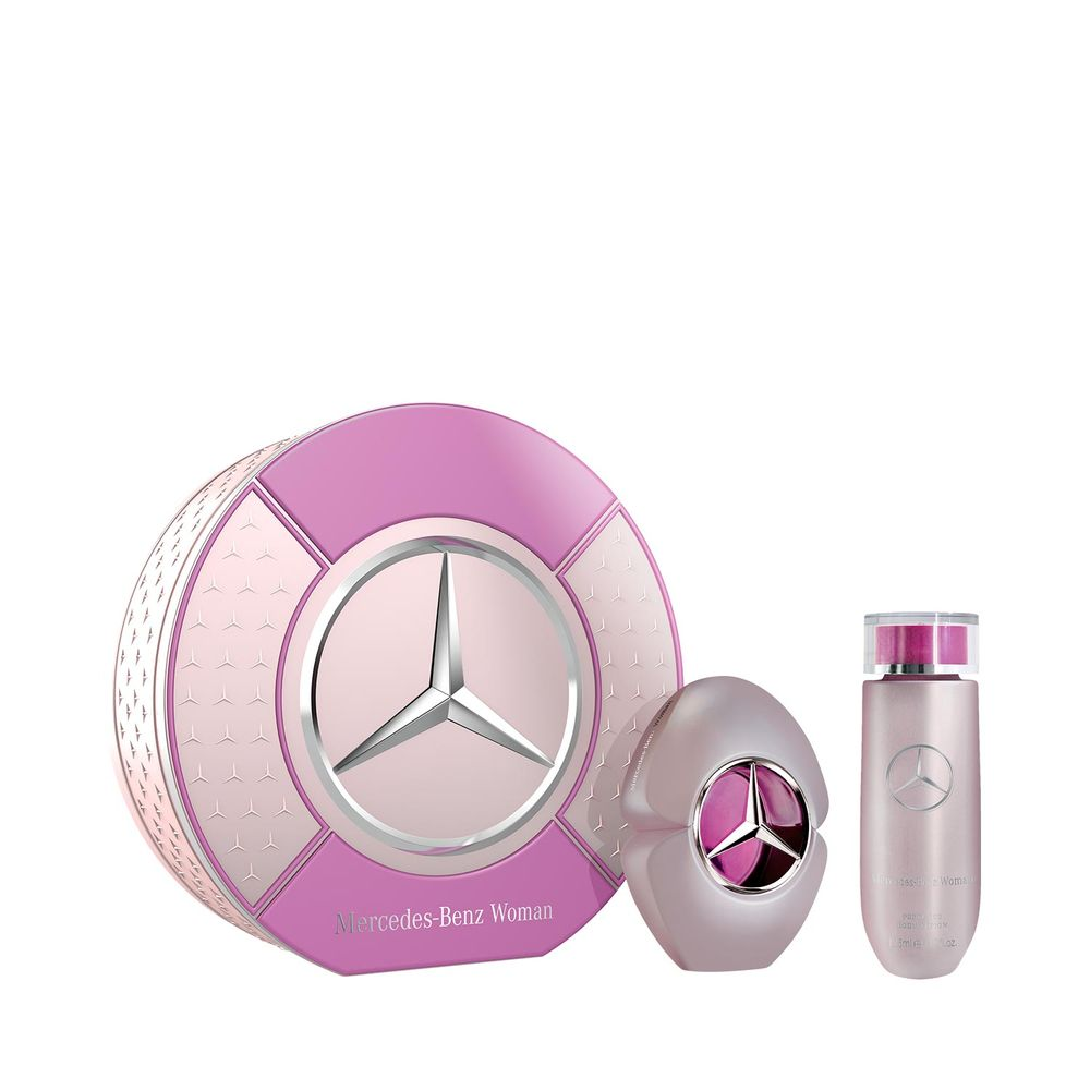 Mercedes-Benz Woman EDP 90 ml + Body Lotion