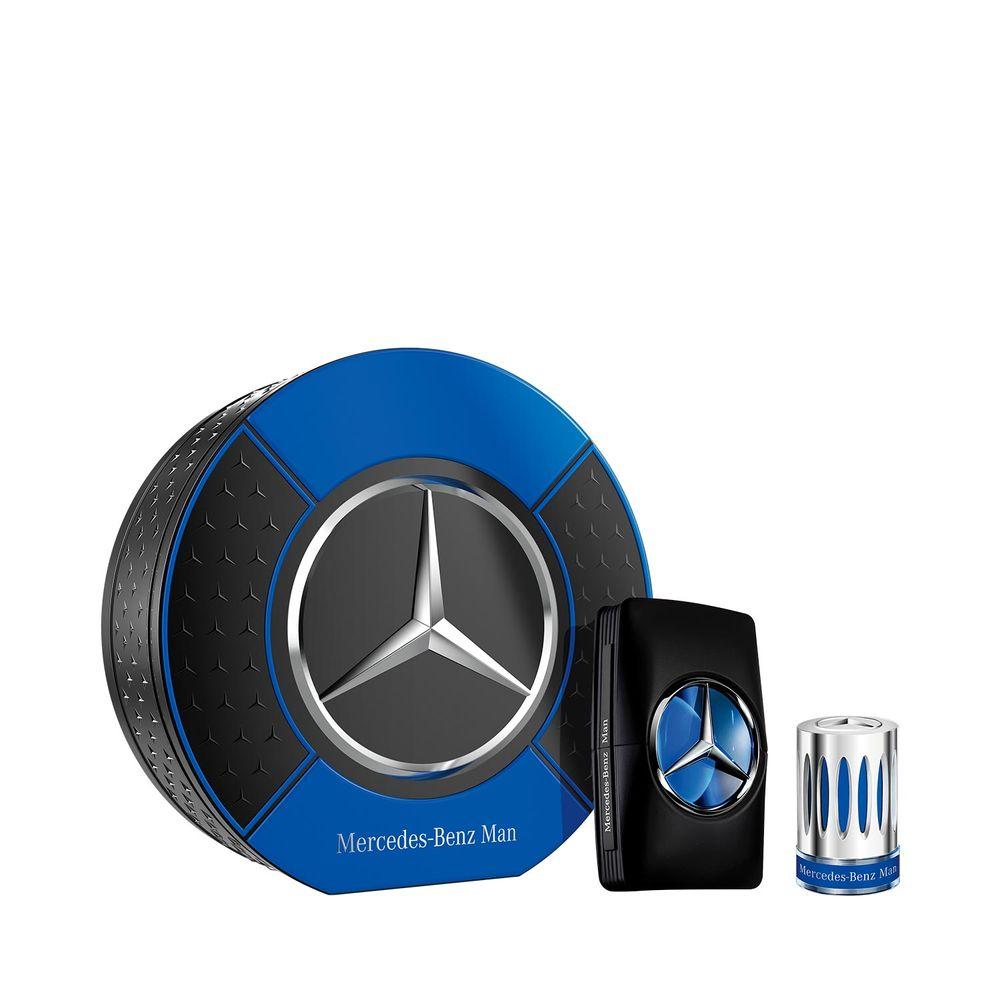 Mercedes Benz Man EDT 100 ml + Travel Spray