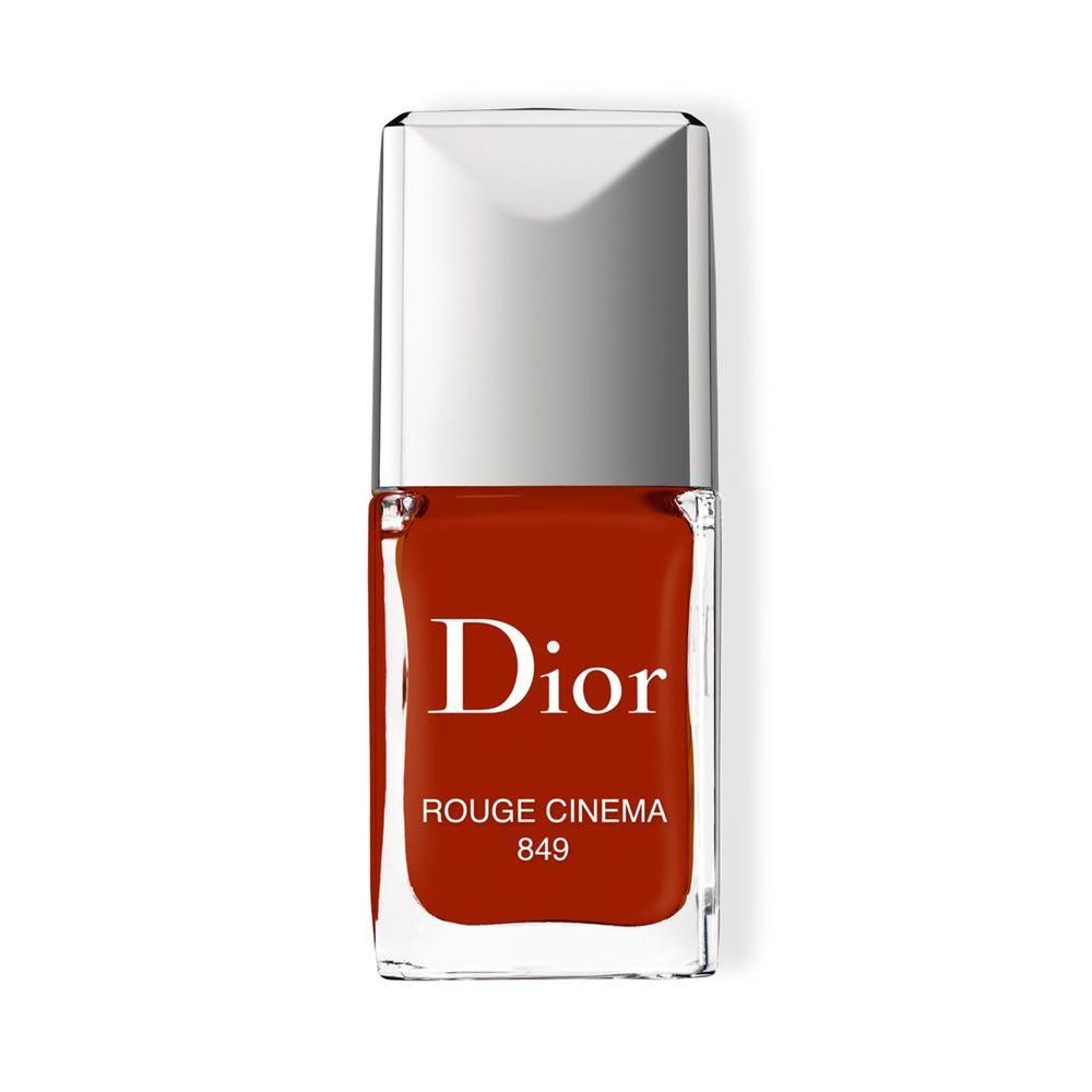 Rouge Dior Vernis 849 Rouge Cinema