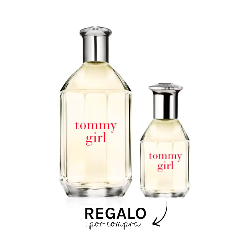 Tommy Girl EDT 100 ml + EDT 30 ml