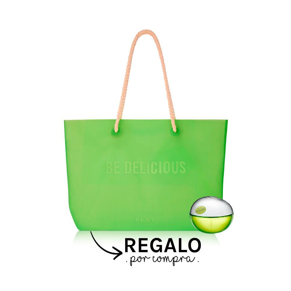 Be Delicious EDP 100 ml + Cartera Verde