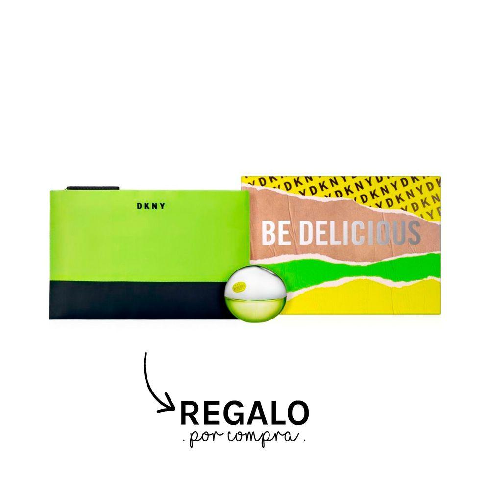 Be Delicious EDP 30 ml + Porta Cosmetico Verde