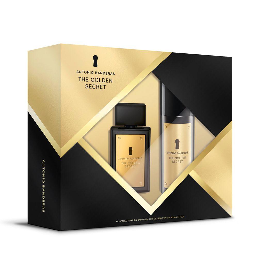 The Golden Secret EDT 100 ml + Deo