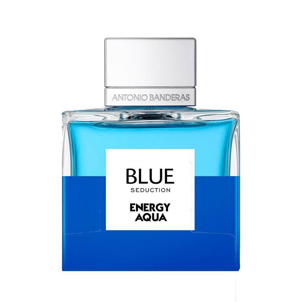 Blue Seduction Energy Aqua EDT Ed. Limitada Blue Seduction Energy Aqua EDT 100 ml Ed. Limitada