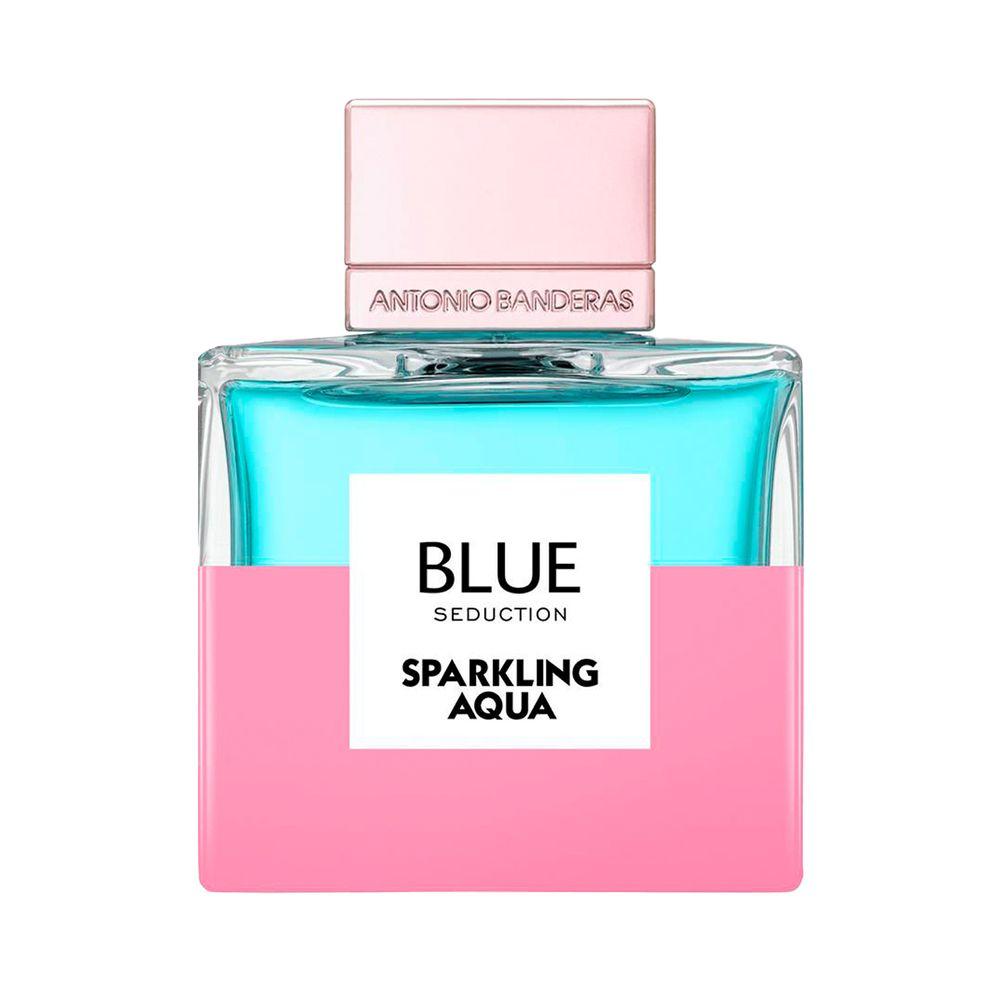 Blue Seduction Sparkling Aqua EDT Ed. Limitada Blue Seduction Sparkling Aqua EDT 80 ml Ed. Limitada