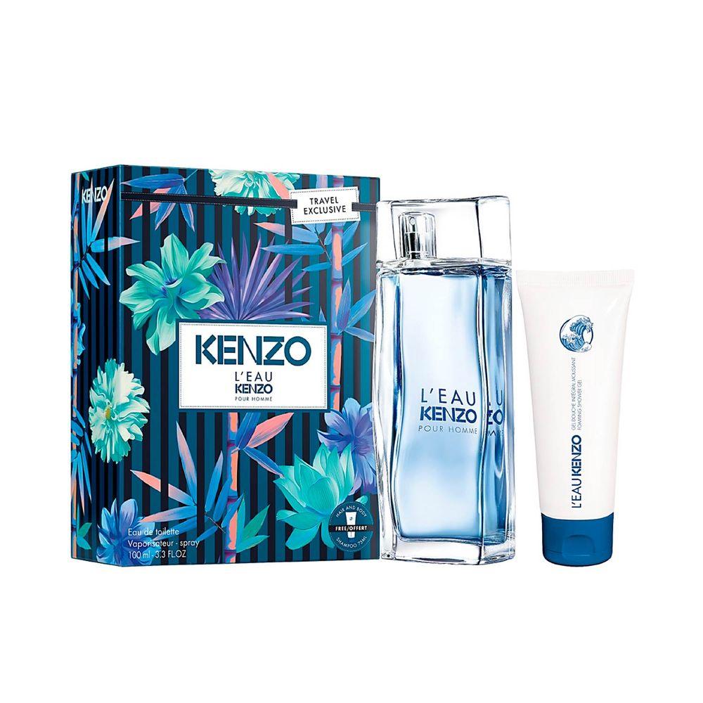 L Eau Kenzo Pour Homme EDT 100 ml + Shower Gel