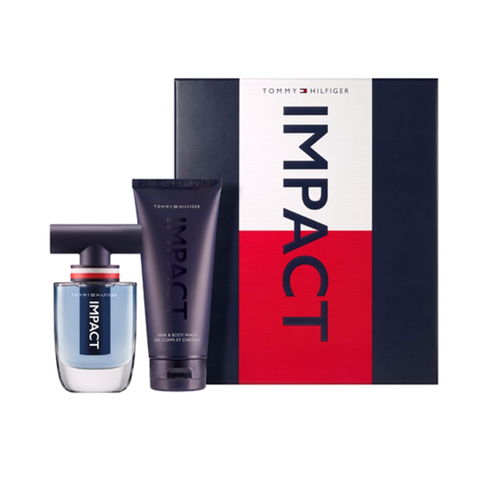 Tommy Impact EDT 50 ml + Hair Body wash