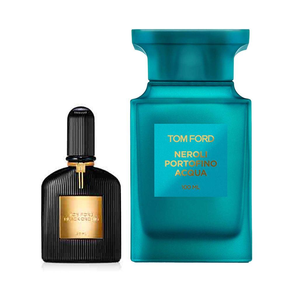 Neroli Portofino Acqua EDT 100 ml + Black Orchid EDP 30 ml