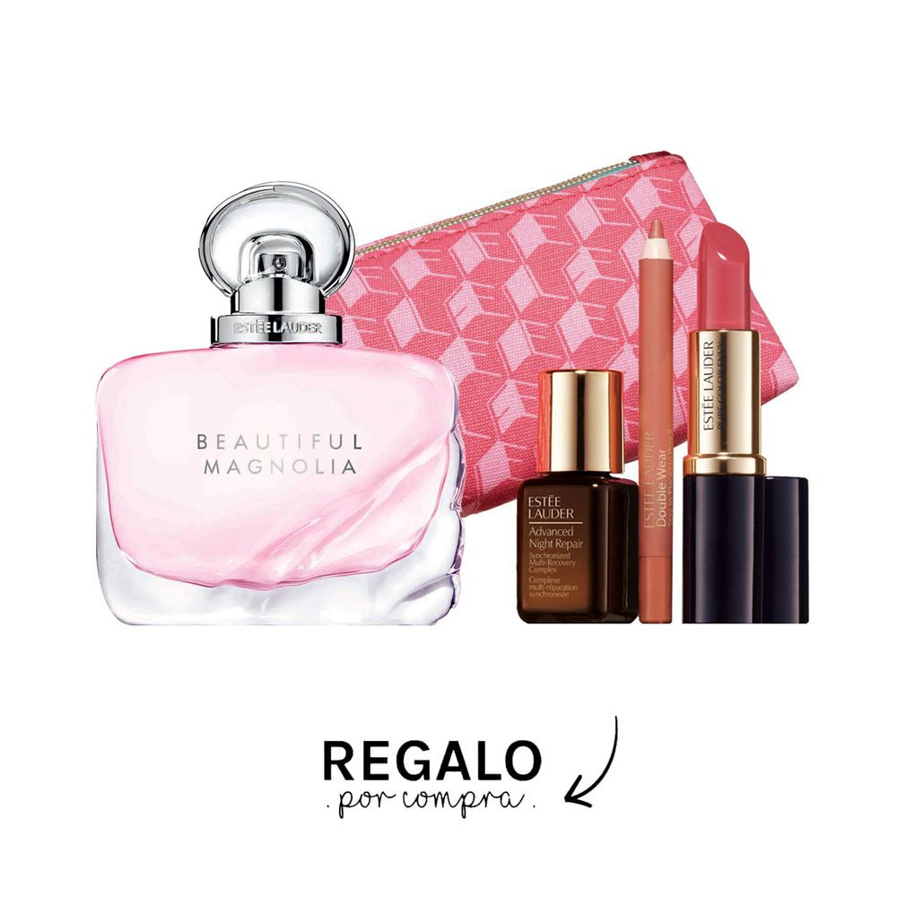 BEAUTIFUL MAGNOLIA EDP 100 MLL Beautiful Magnolia EDP 100 ml + Neceser Rosa