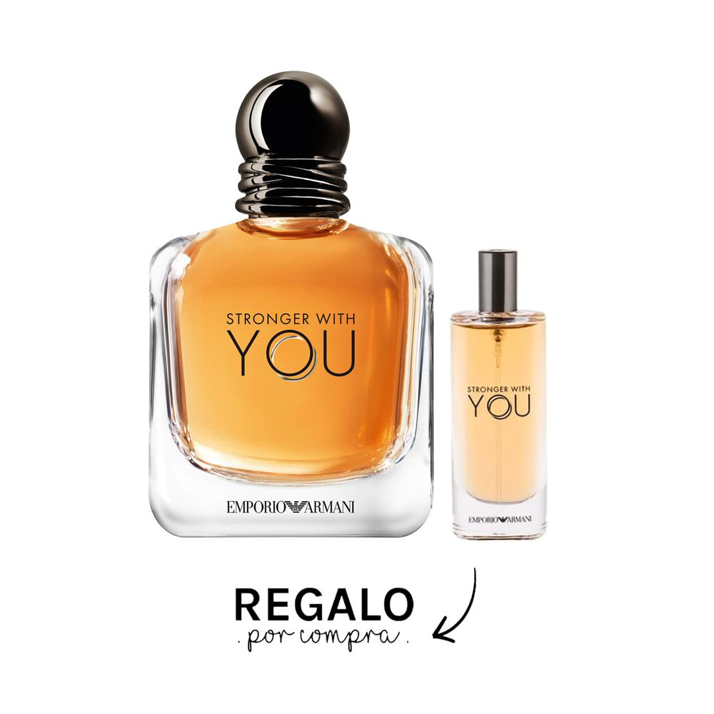 Stronger With You EDT 100 ml + EDT 15 ml