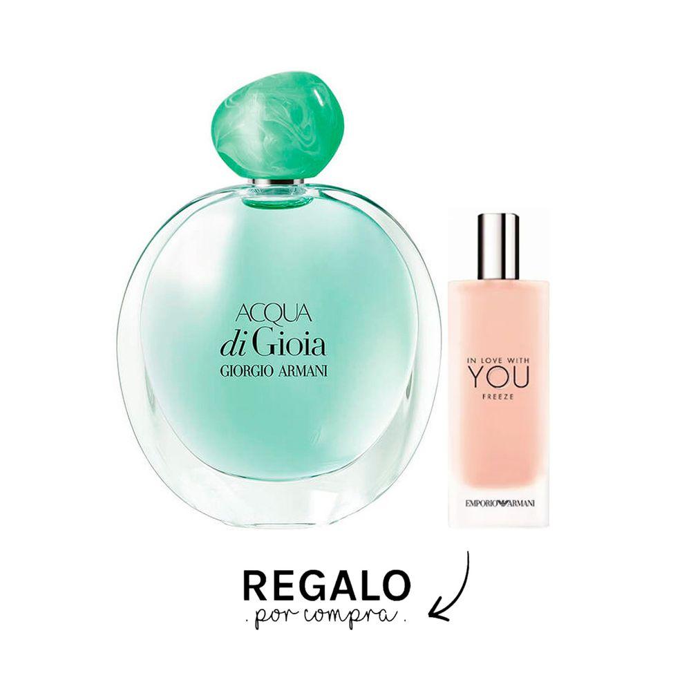 Acqua Di Gioia EDP 100 ml + In Love With You Fresh EDP 15 ml