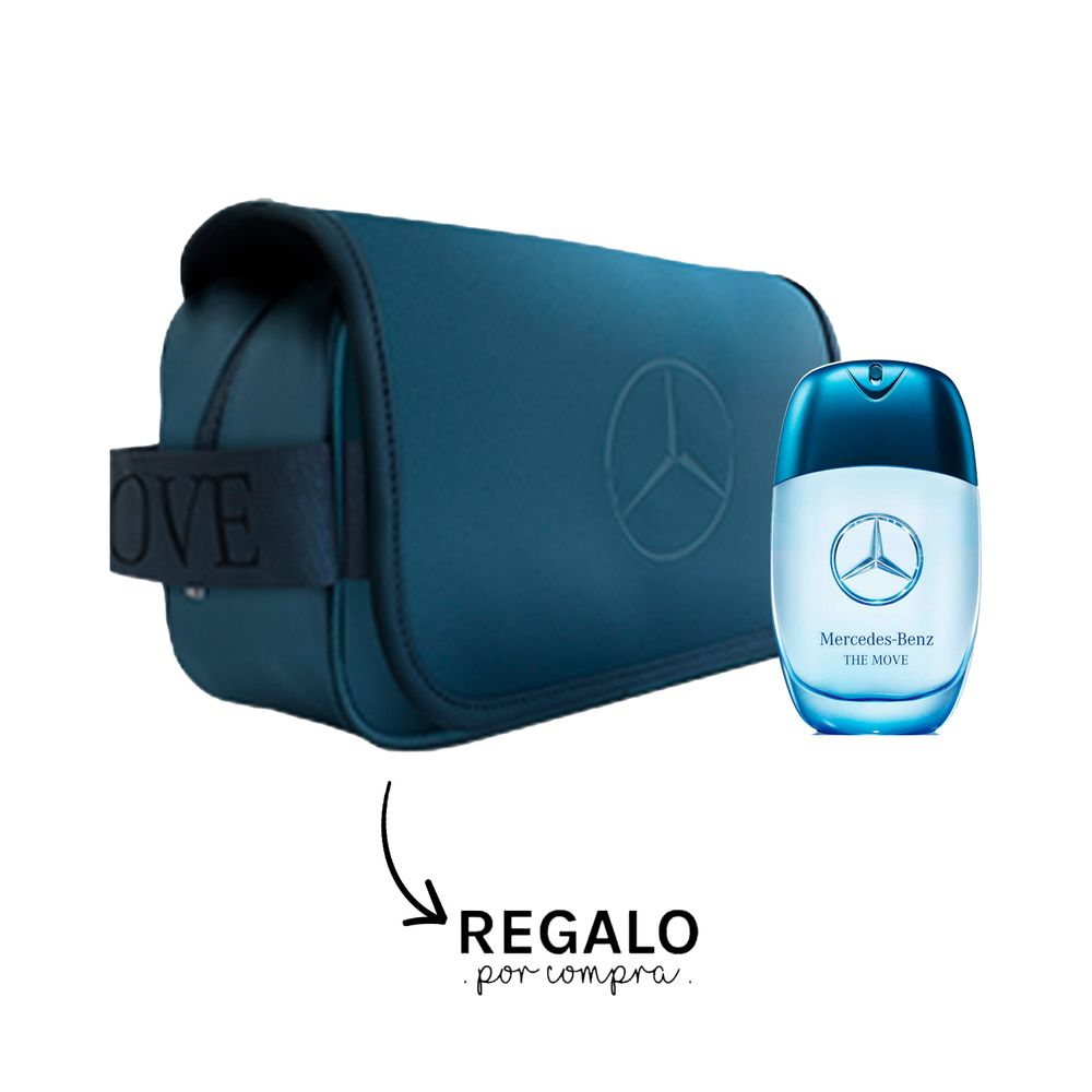 The Move EDT 60 ml + Toiletry Bag