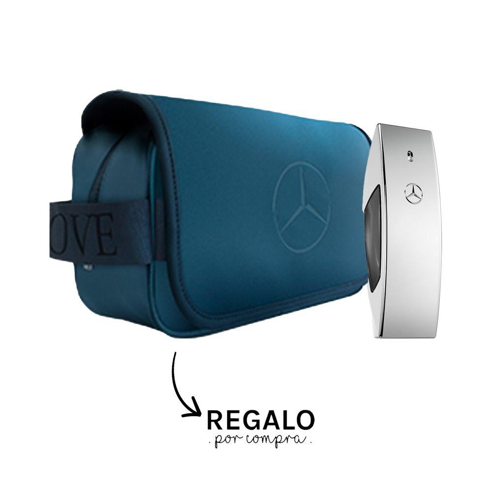 Mercedes Benz Club For Men EDT 50 ml + Toiletry Bag