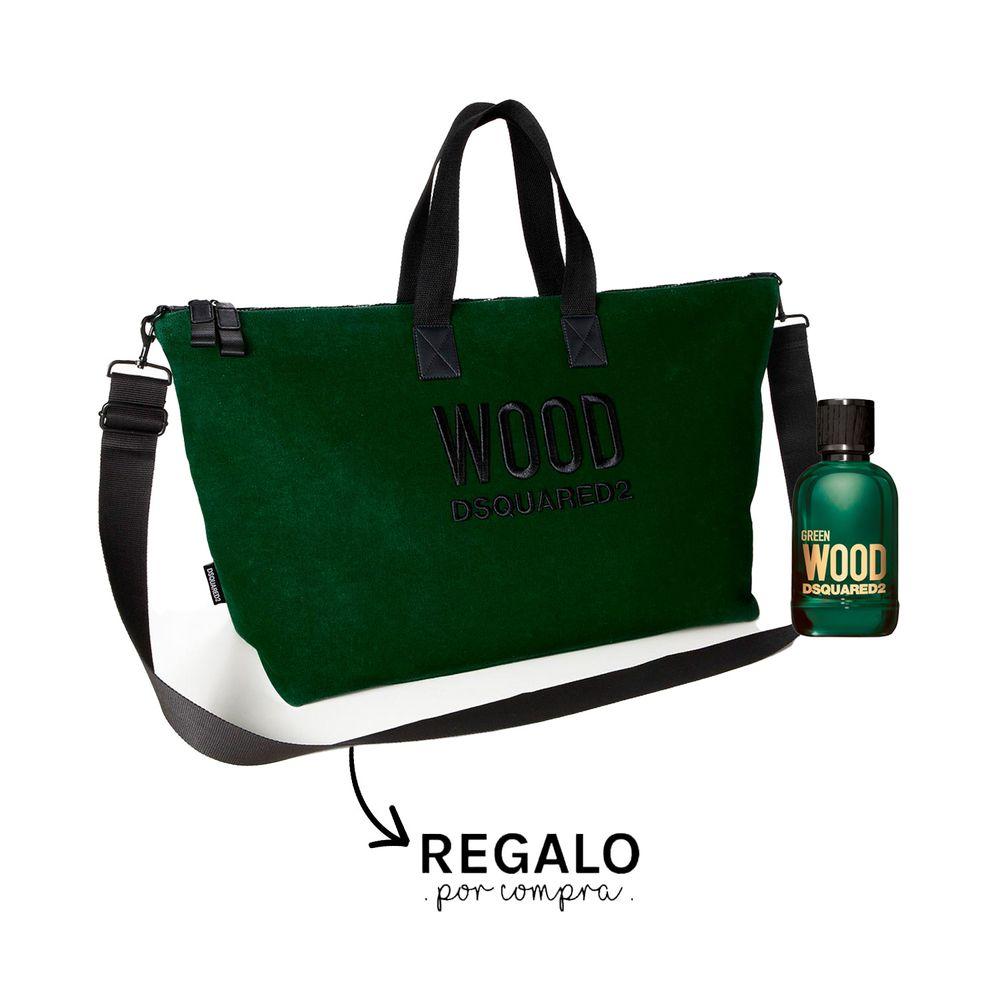 Green Wood EDT 100 ml + Sport Bag