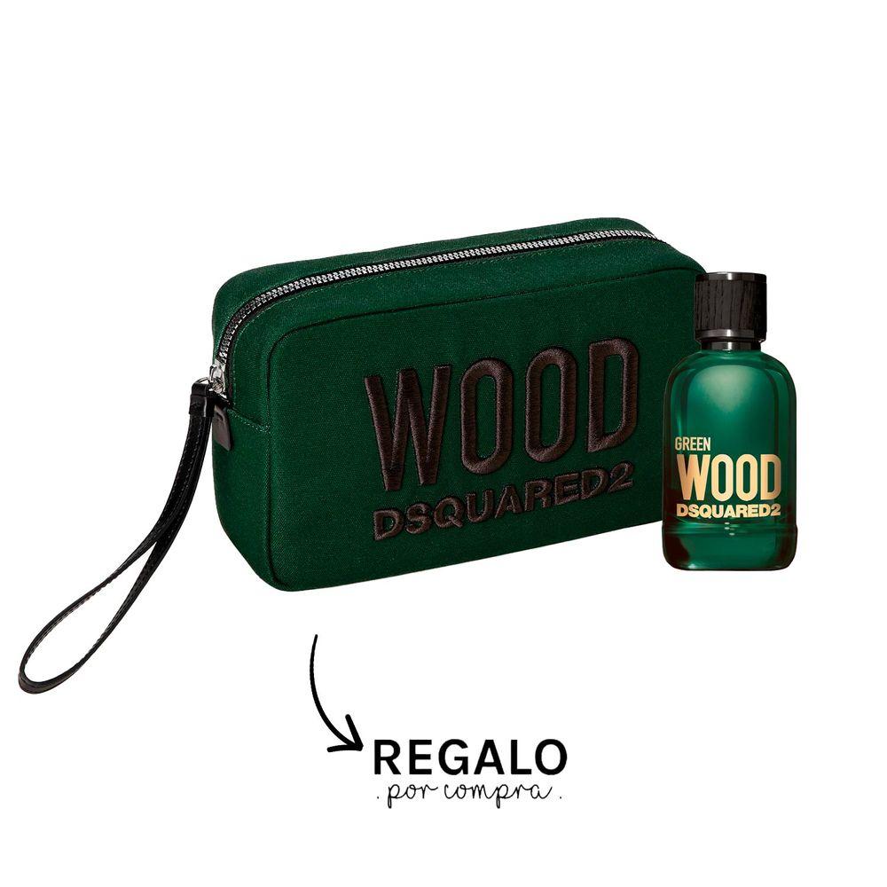 Green Wood EDT 50 ml + Neceser