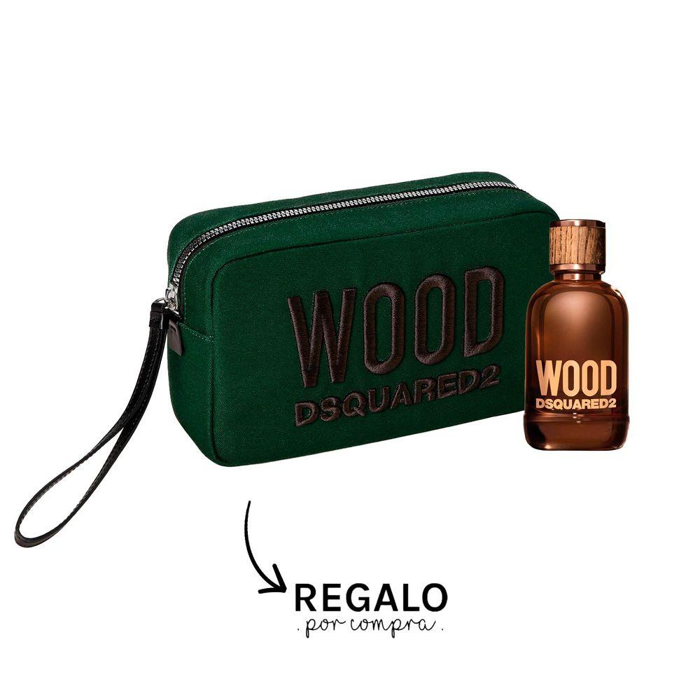 Wood Pour Homme EDT 50 ml + Neceser