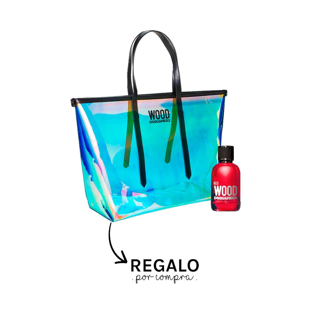 Red Wood EDT 100 ml + Tote Bag
