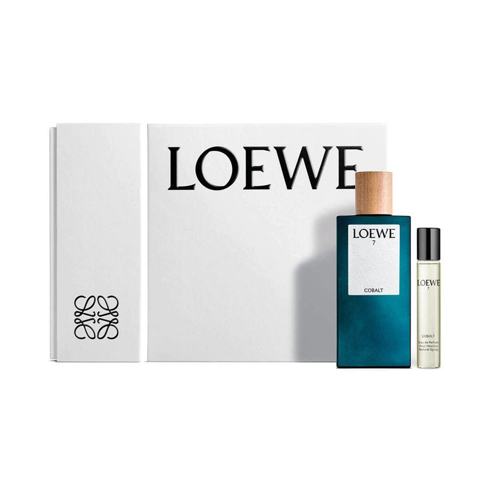 7 Loewe Cobalt EDP 100 ml + EDP 15ml
