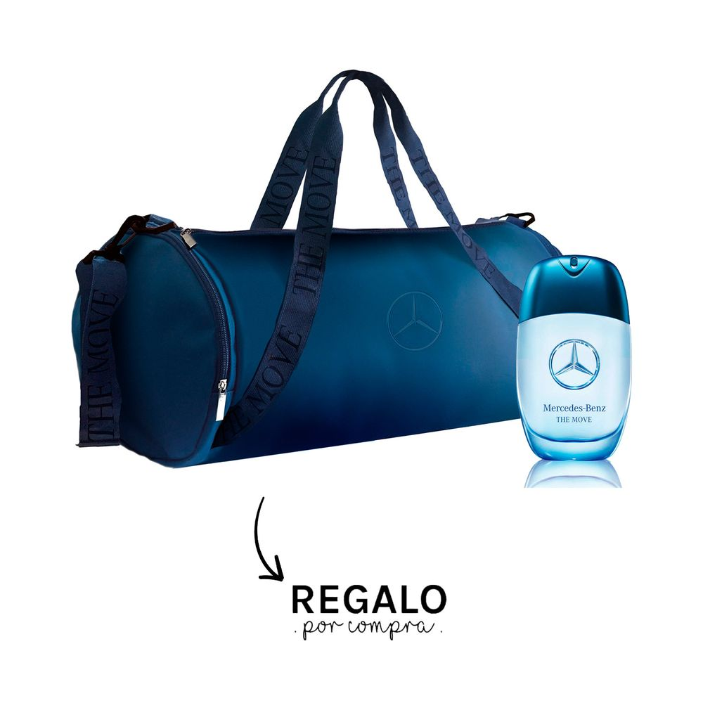 The Move EDT 100 ml + Sport Bag