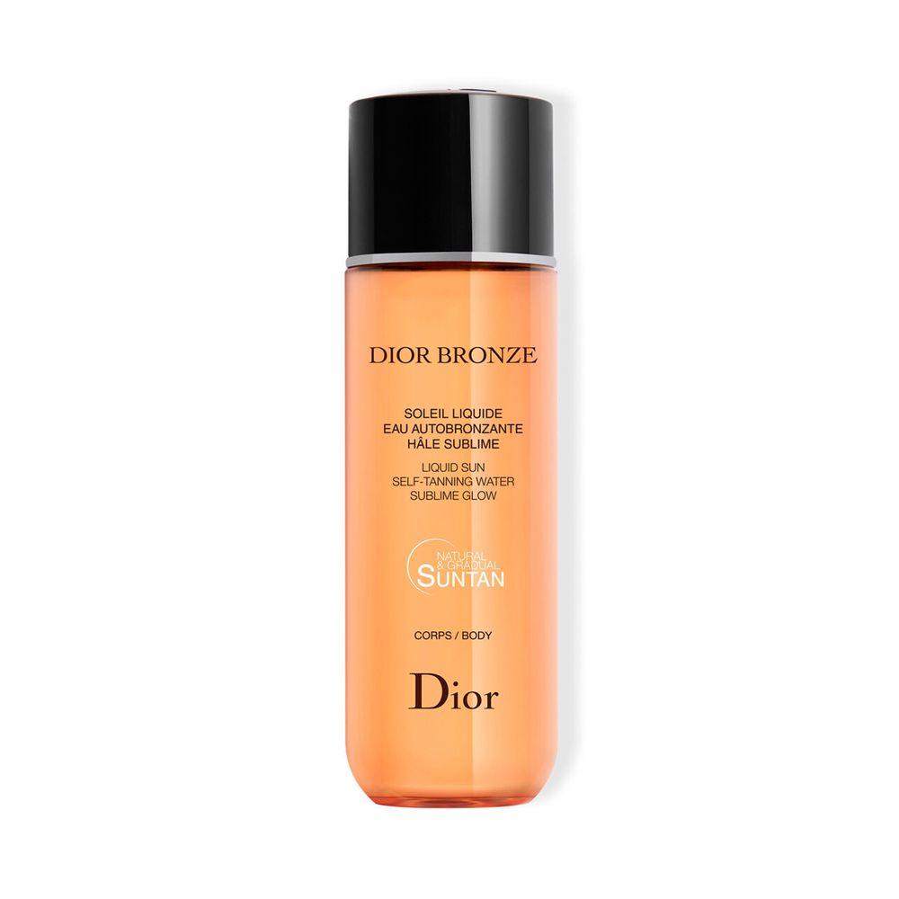 Dior Bronze Self Tanning Liquid Sun 100 ml
